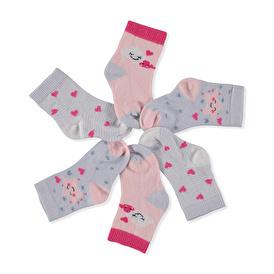 Cloud 3-Piece Socks