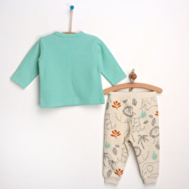 Happy Elephant Pijama Takımı