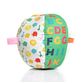 Educational Fun Ball 5 inch