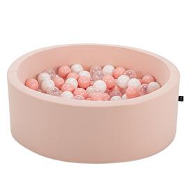 Bubble Pops Top Havuzu 150 Adet Top Pembe