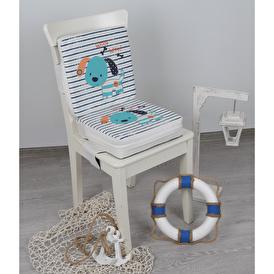 Mama sandalyesi yükseltici minderi
