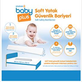 Baby plus Soft Yatak Bariyeri