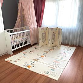 Infant Hobby Forest Katlanabilir Oyun Matı 150x200 cm