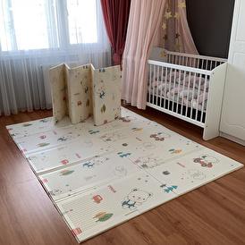 Infant Happy Katlanır Oyun Matı 150x200 cm
