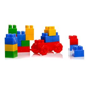 Ant Blocks Ast. 34 Parça
