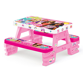Barbie Baby Picnic Table