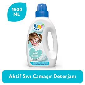 Çamaşır Deterjanı 1500 ml