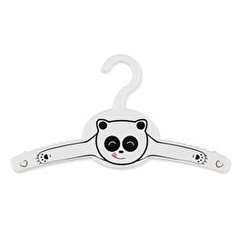 Funny 4lü Giysi Askısı Panda