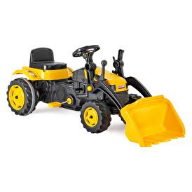 Active Kepçeli Traktör Pedallı