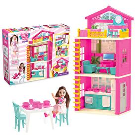Lola'nın 3 Katlı Evi