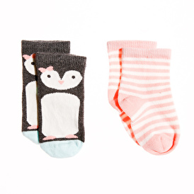 Baby Double Striped Penguin Socket