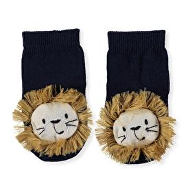 Aslan Oyuncaklı Çorap