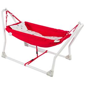 Milas Baby Hammock Red