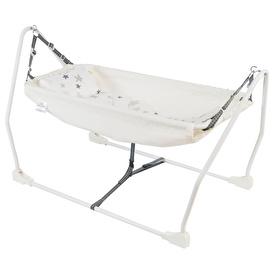 Marmaris Foldable Baby Hammock Ecru