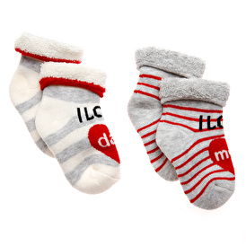 Bolero  2li Havlu Çorap