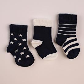 3-piece Socks