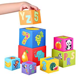 Let's Be Child Eğitici Denge Kule Oyunu