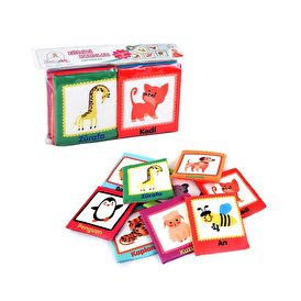 Educational Cards Animals