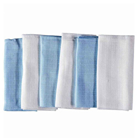 Muslin Mouth Wipe 6 pcs