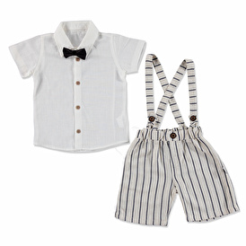 Summer Baby Boy Phoenix Shirt Short 2 pcs Set