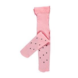Kalp Mus Külotlu Çorap