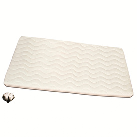 Cotton Travel Cot Mattress 50x70 cm