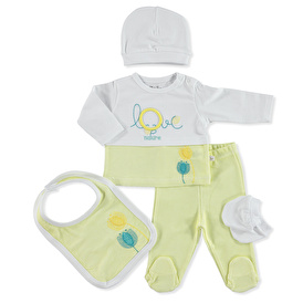 Love Welcome Baby Set 5 pcs