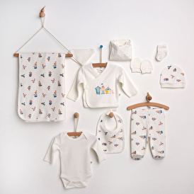 Beach Newborn Hospital Pack 10 pcs