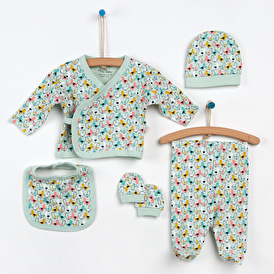 Bird Newborn Hospital Pack 5 pcs