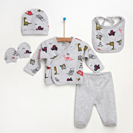 Mix Animals Newborn Hospital Pack 5 pcs