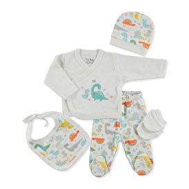 Dino Newborn Hospital Pack 5 pcs