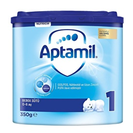 New Aptamil 1 Baby Milk Smart Box 350 g 0-6 Months