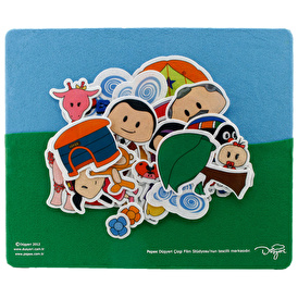 Pepee Fabric Activity Game Set(Display)