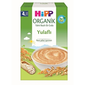Organic Baby Mixed Food with Oats 200 g