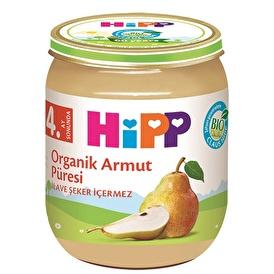 Organic Pear Mashed 125 g
