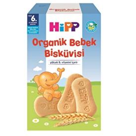 Organik Bebek Bisküvisi 150 gr