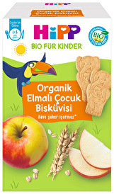 Organic Baby Biscuits with Apple 150 g