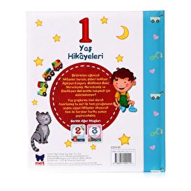 Turkish First Stories Book