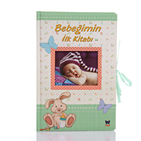 Turkish Baby's First Book