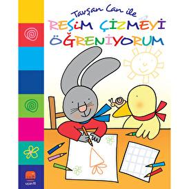 Tavşan Can ile Resim Çizmeyi Öğreniyorum