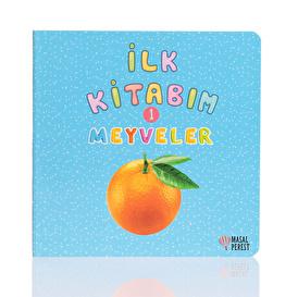 İlk Kitabım Meyveler -1