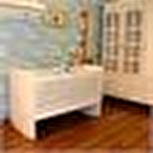 Baby Rocking Crib Cradle 60X120 cm