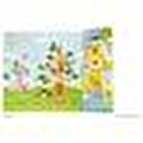 Comflor Birds In The Trees Oyun Matı 2100x1400x13mm Asortili