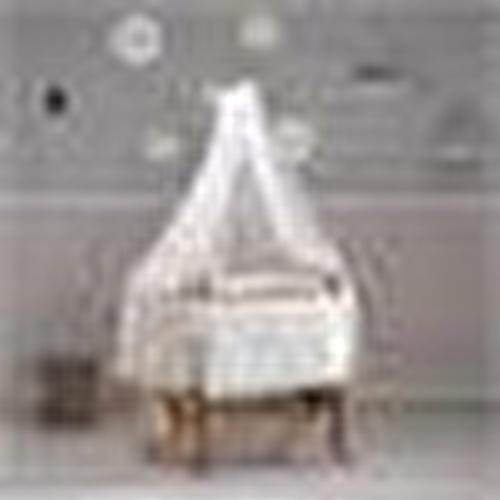 Mood Baby Crib 50x90 cm Natural