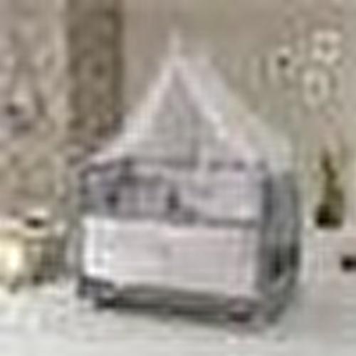 King Baby Crib Gray