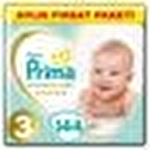 Premium Care Number 3 Baby Diapers Midi Monthly Value Package 5-9 kg 184 pcs