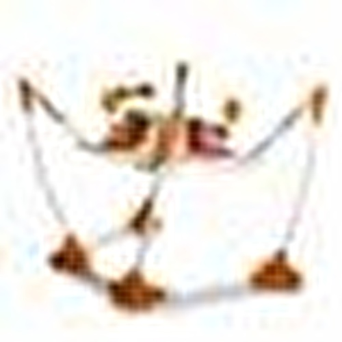 Zip Zip Hoppala Baby Walker - Orange
