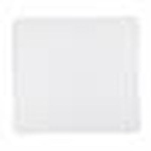 Baby Organic White Blanket