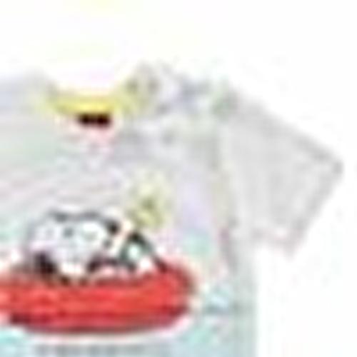 Yaz Erkek Bebek Snoopy Tshirt
