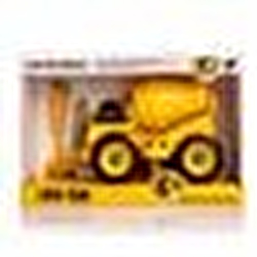 Remove-Plug Mortar Truck